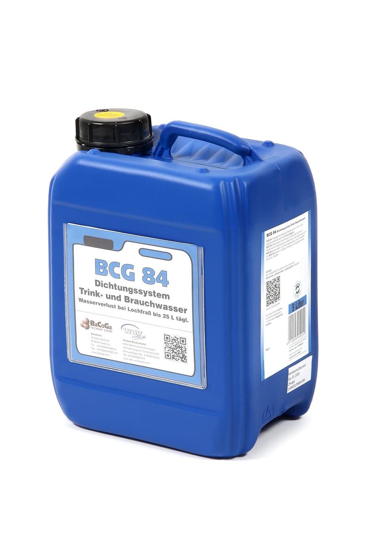 Герметик для устранения течи: анализ германского раствора BCG